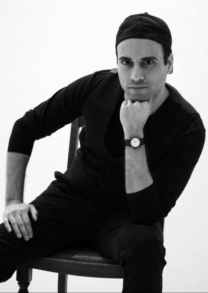 Image of Miguel dance teacher