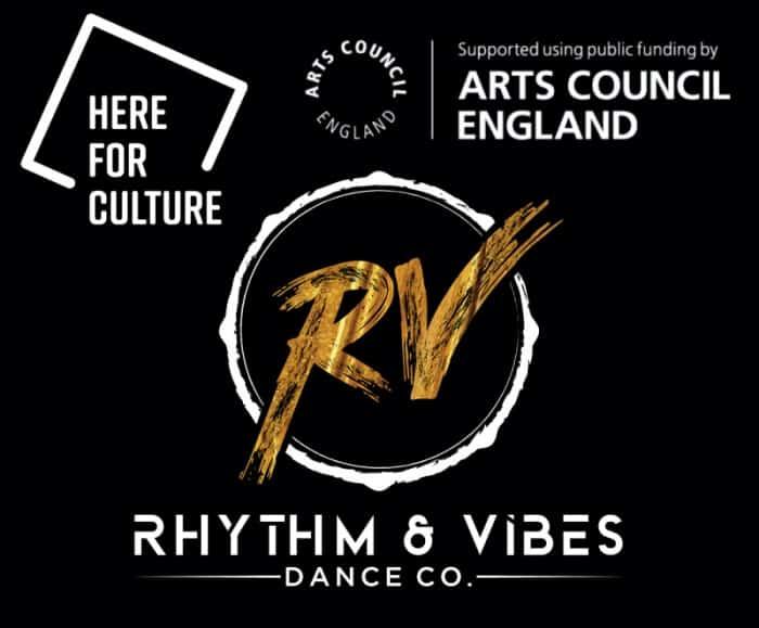 Arts Council England and Rhythm and Vibes Dance Company
